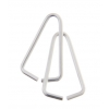 Beadalon Jump Ring Triangle 6.5x10.4mm Silver 40pcs